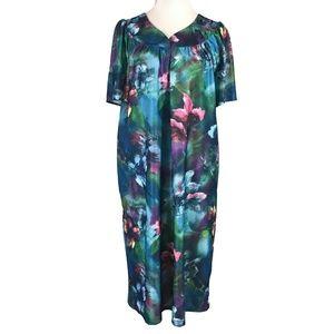 Anthony Richards MUMU Nightgown House Dress Large